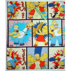 Simpsons. Frugtpose med for
