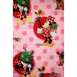 Minnie Mouse -  Frugtpose med for